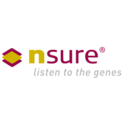 X125 nsure logo  cmyk registrated. listen