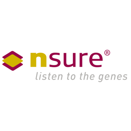 X500 nsure logo  cmyk registrated. listen