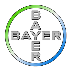 X250 bayer logotipo redondo